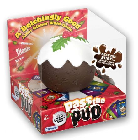Pass the Pud - Christmas Family Game
